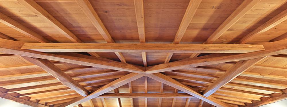 Strutture in legno per l'outdoor