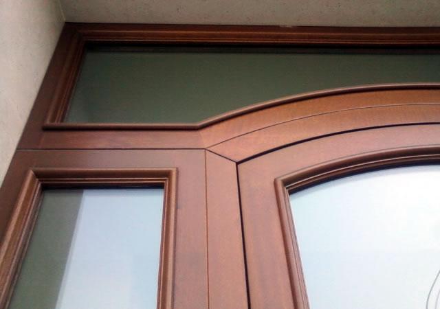 Infissi in legno creazioni in legno su misura zaccaria for Iva su infissi